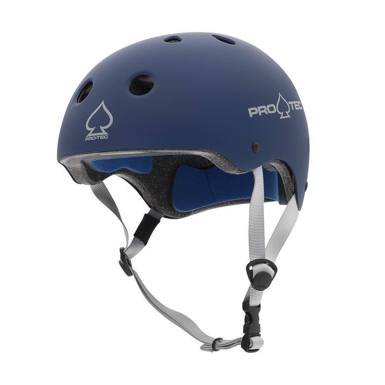 Der Pro-Tec Classic in blau