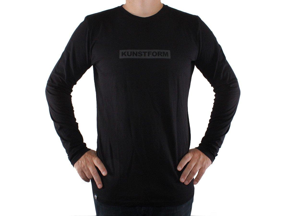 kunstform BMX Team Longsleeve in schwarz