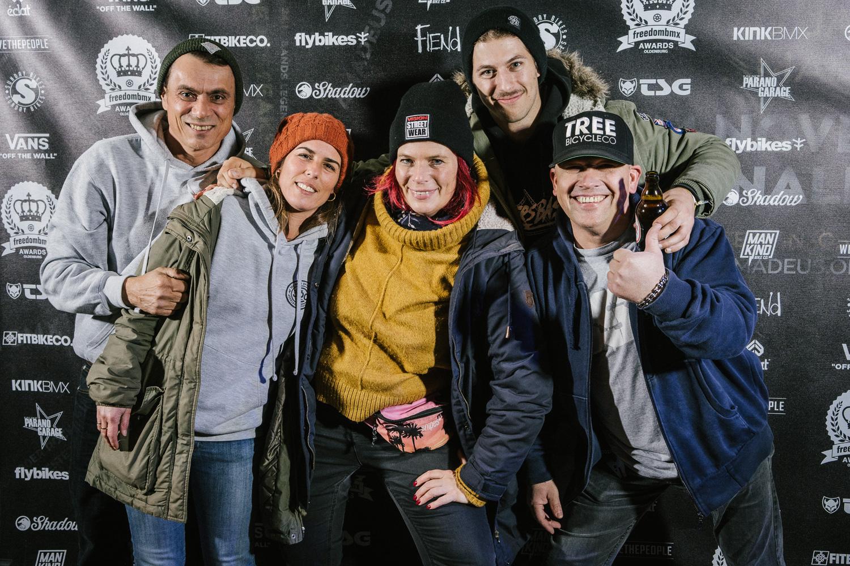 Und Old Fools, die Dritte. Diesmal mit Thomas Stellwag und Madeleine Strupreiter von AllRide/360 Grad und Nicolette und Dirk Brandes vom Train BMX Shop
