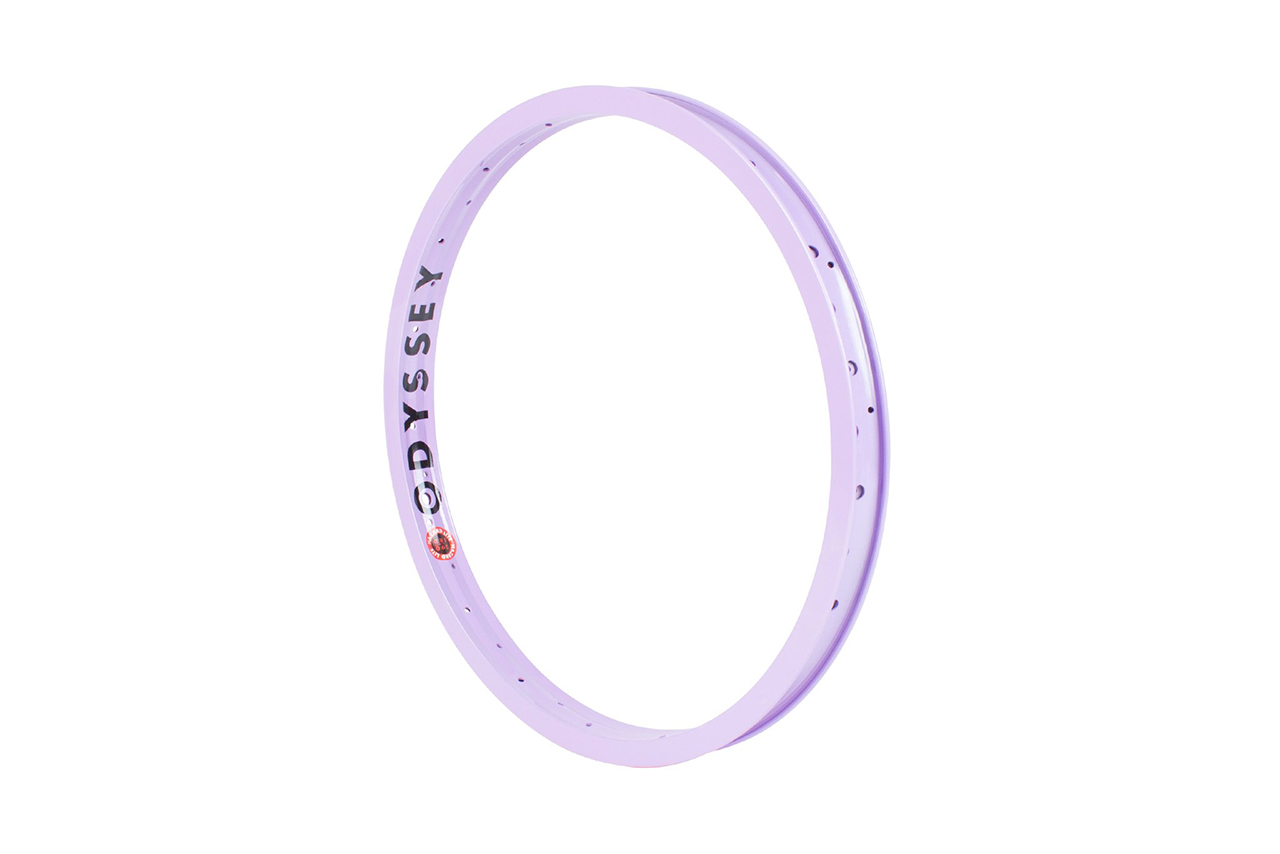 Odyssey BMX Hazard Lite Rim im Limited Edition Lavender Colorway