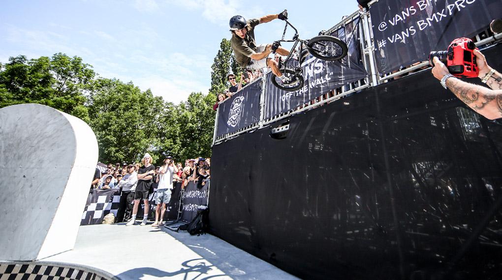 Der VANS BMX Pro Cup steht in den Startlöchern - fr...