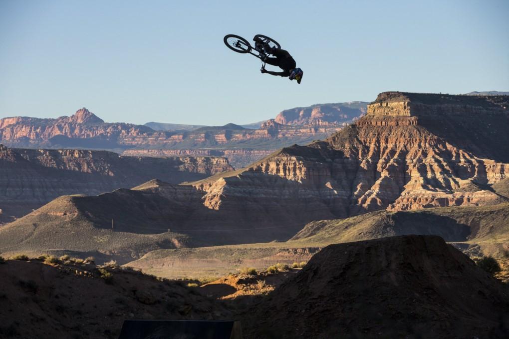 Darf natürlich nicht fehlen: Andreu Lacondeguy aus Spanien; Foto: Red Bull
