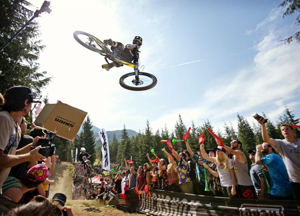 Whip Off Grüße von oben: Bernardo Cruz; Foto: Red Bull