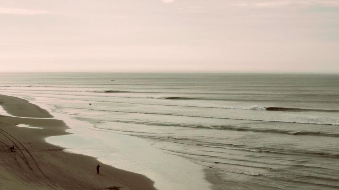 Diese Welle ist wirklich sehr lang...
