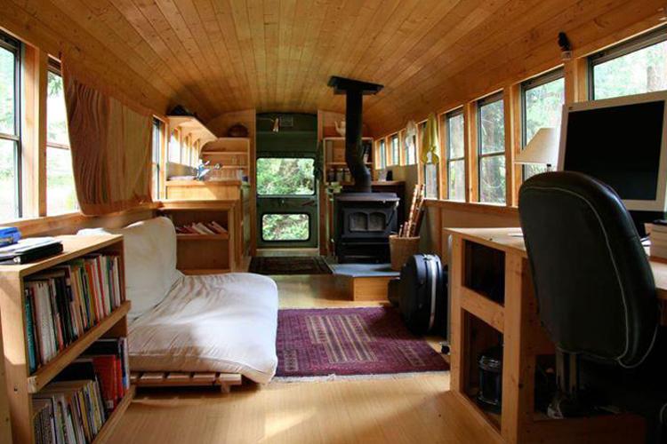 Wohnwagen Umbauen 10 grandiose vintage busse nach ihrem umbau zum wohn