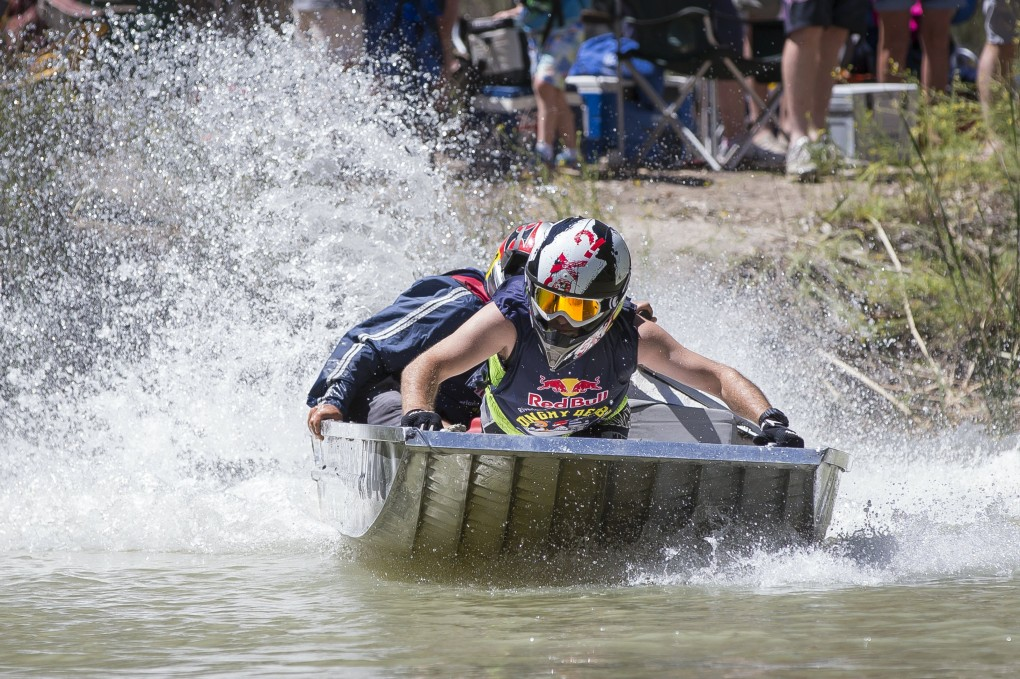 Riverland Dinghy Derby; Foto: Red Bull