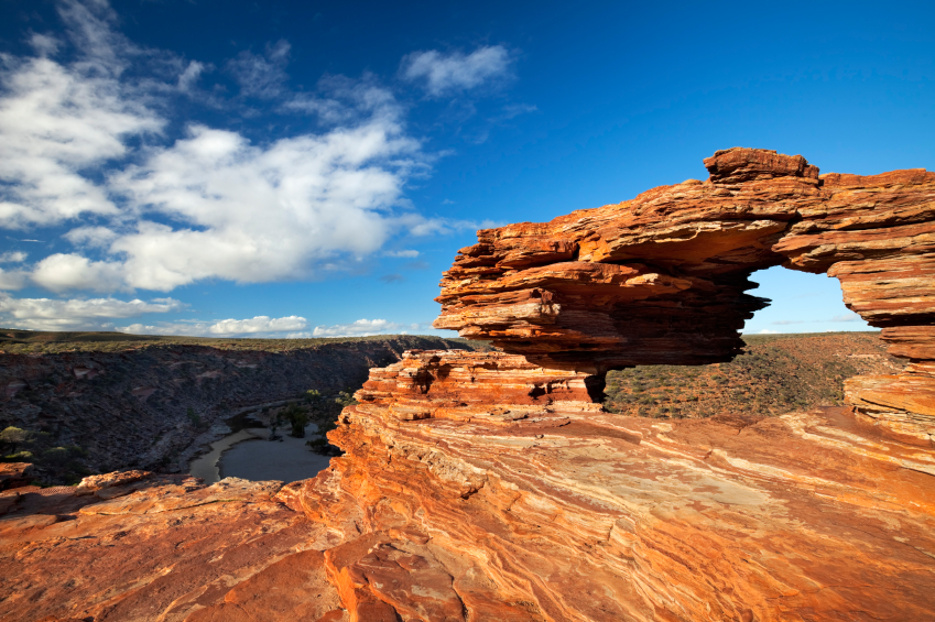 The famous outback is waiting on your gap year to Australia... Photo: iStock