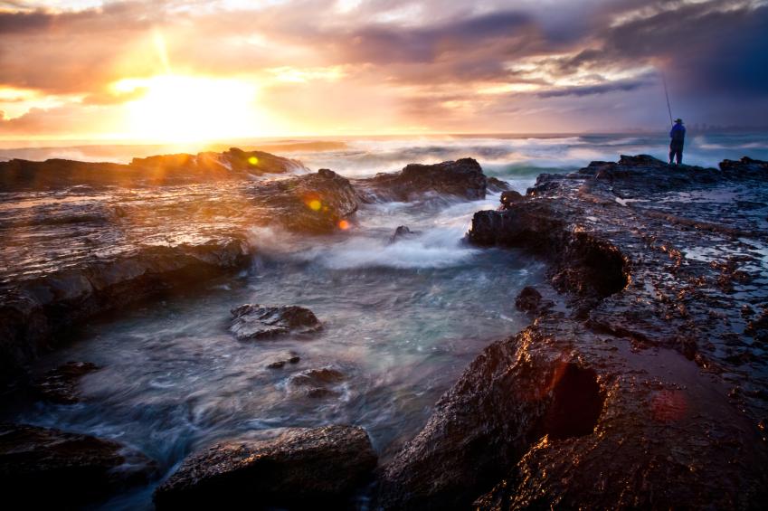 To oceans... Photo: iStock