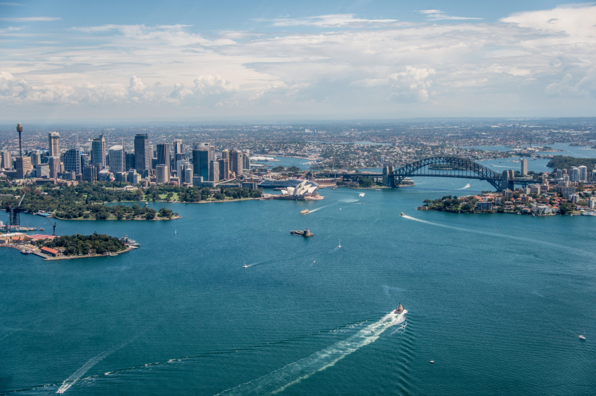 Sydney is an obvious choice on an Australian gap year...  Photo: iStock