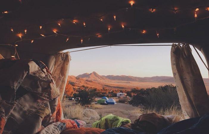 Mit Diesen Camping Views Will Man Morgens Aufwachen