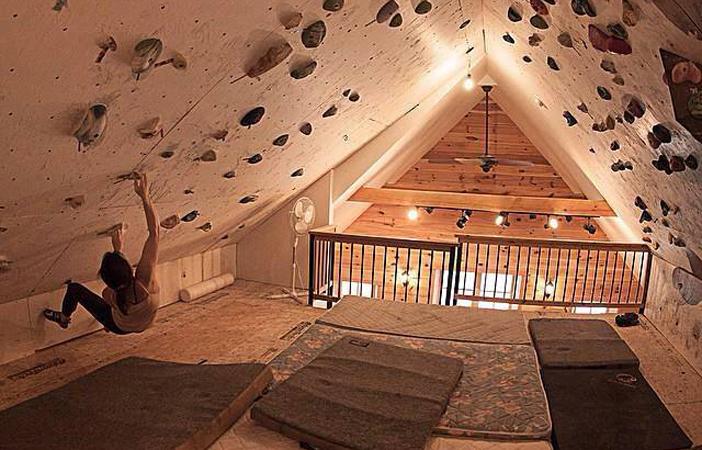 Kletterwand Für Zuhause so verwandelst du dein haus in einen traum für klet