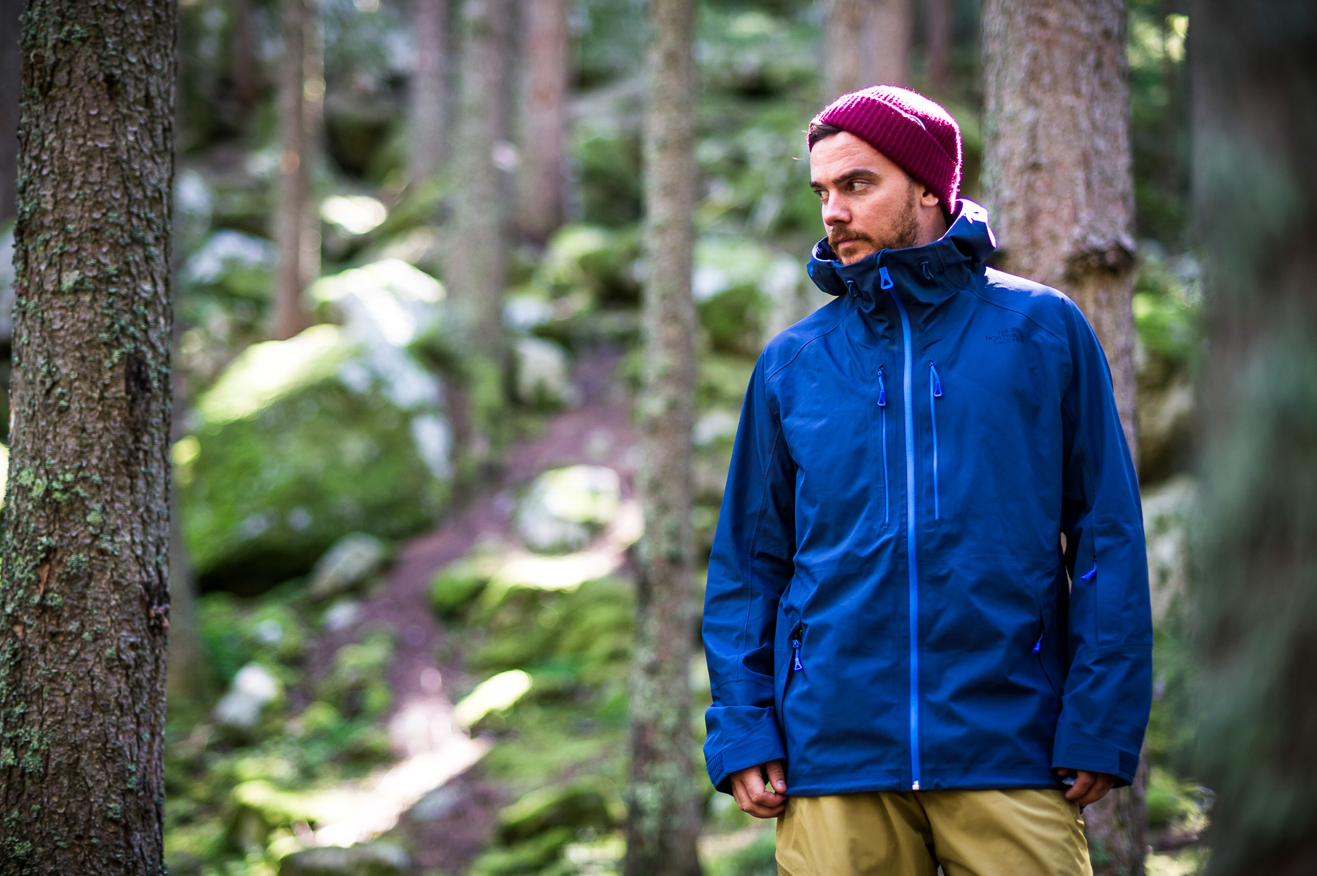 The North Face FuseForm Brigandine 3L Jacket Review ... 4f7500a19