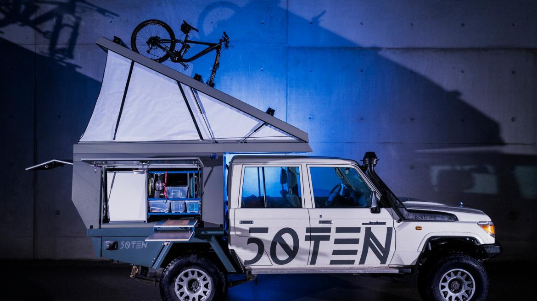 Vom Truck zum Mobile Home: Der modulare Pickup-Campe...