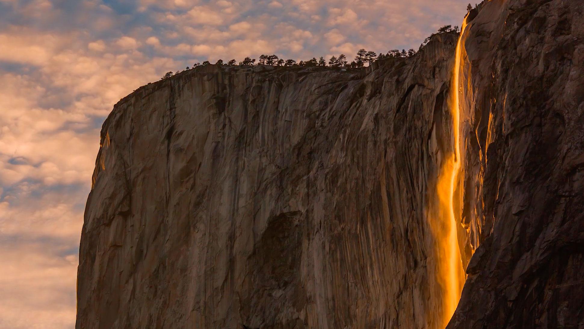 Klettersteig Yosemite : Kletterer bei absturz im yosemite nationalpark tödl