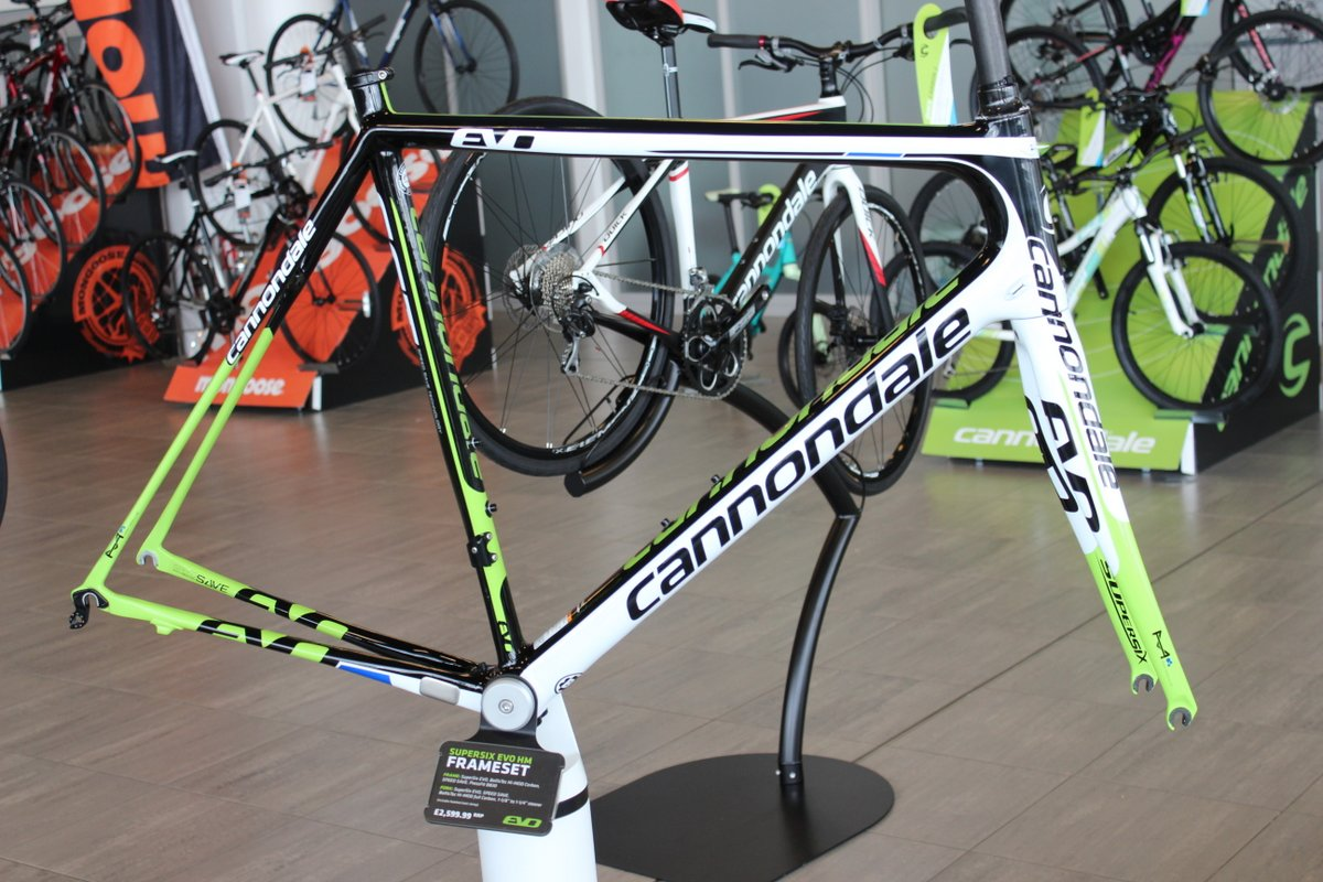 Cannondale SuperSix Evo HM Dura-Ace Rahmenset