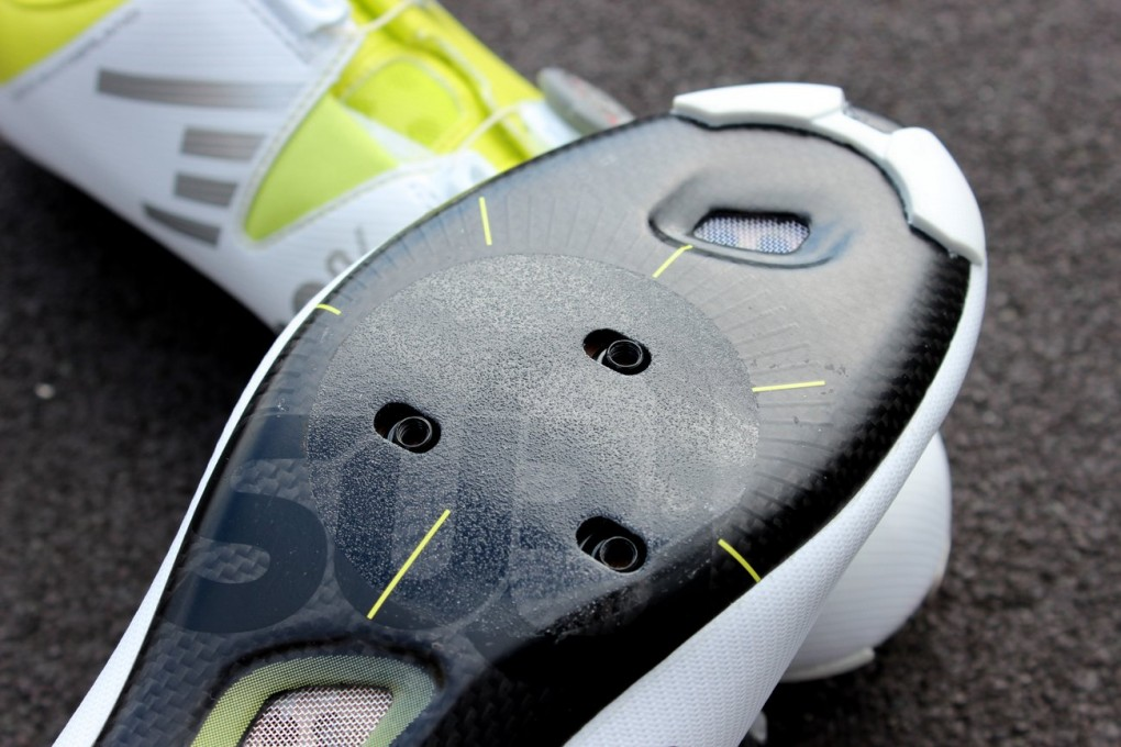 Suplest Street Racing Carbon A Top Dial cycling shoes (Pic: George Scott/Factory Media)