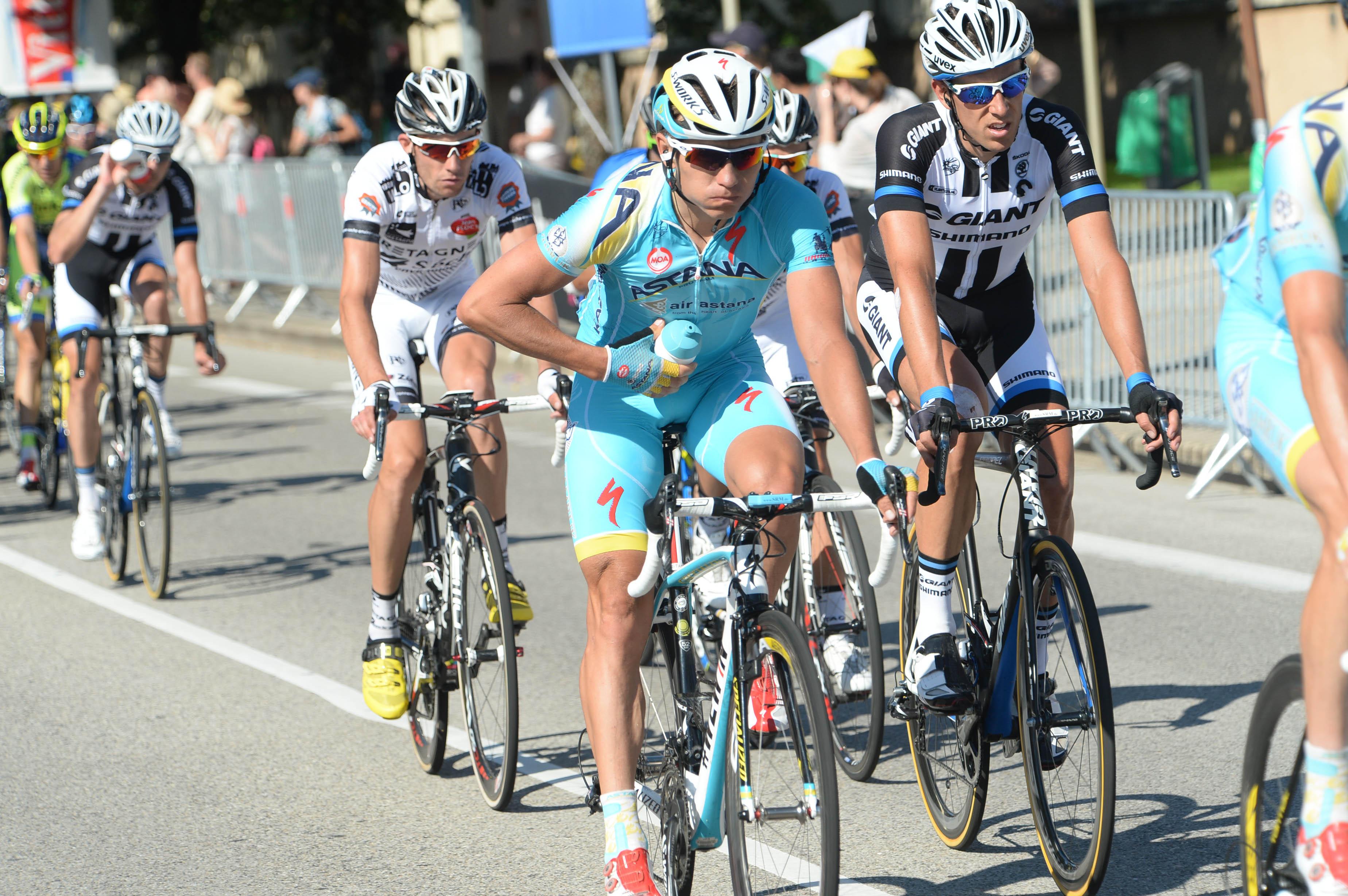 Gallopin gewinnt die 11. Etappe der Tour. Sagan bleibt Führender der Sprintwertung. (Foto: Sirotti)