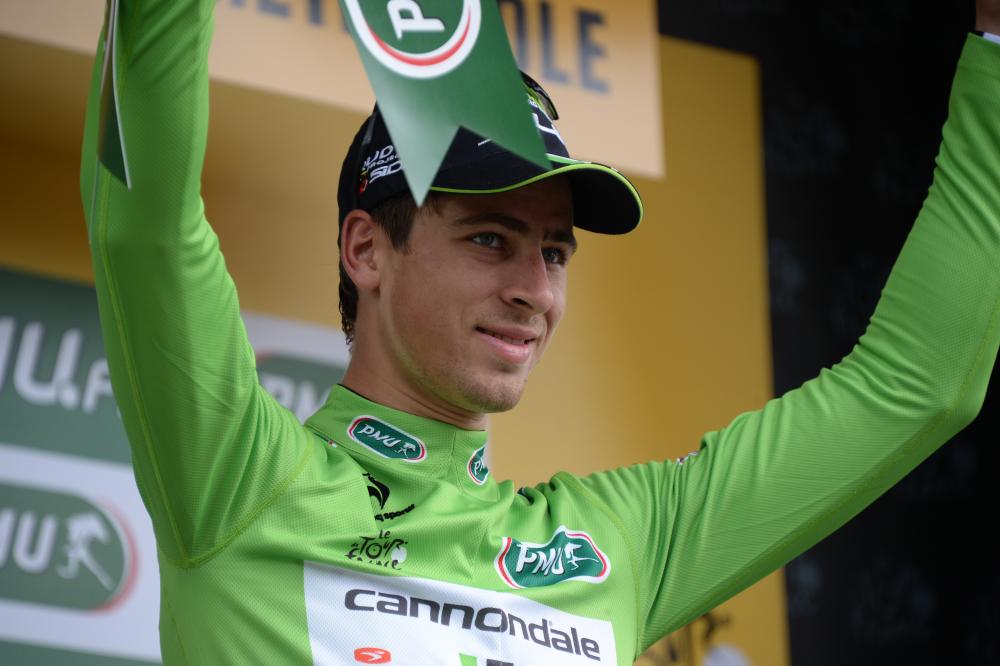 Sagan, Tour de France