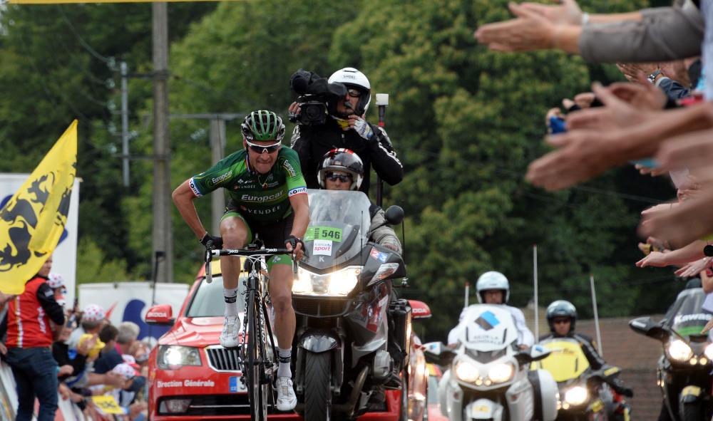 Tour de France 2014, Voeckler
