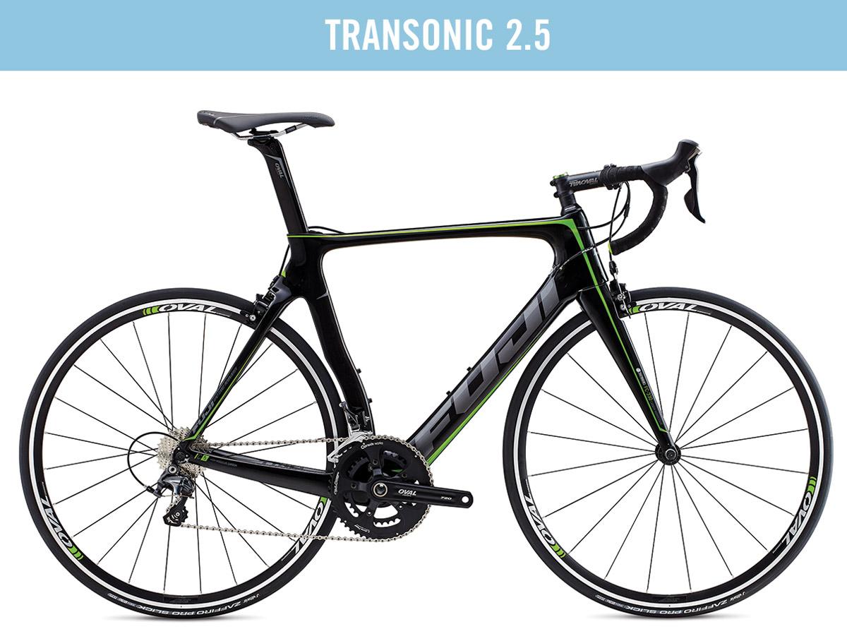 Fuji Transonic 2.5