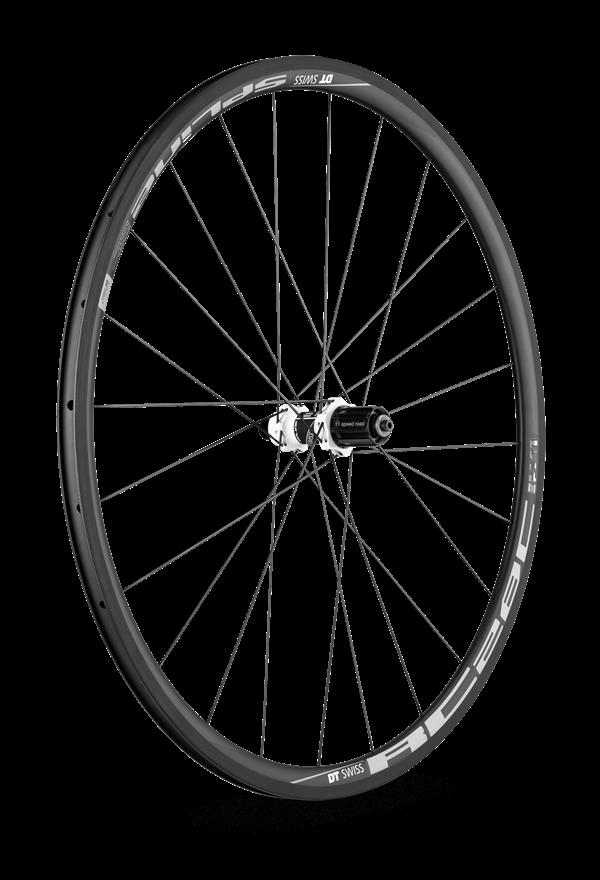 DT Swiss RC28 Spline C-Laufradsatz: Hinterrad.