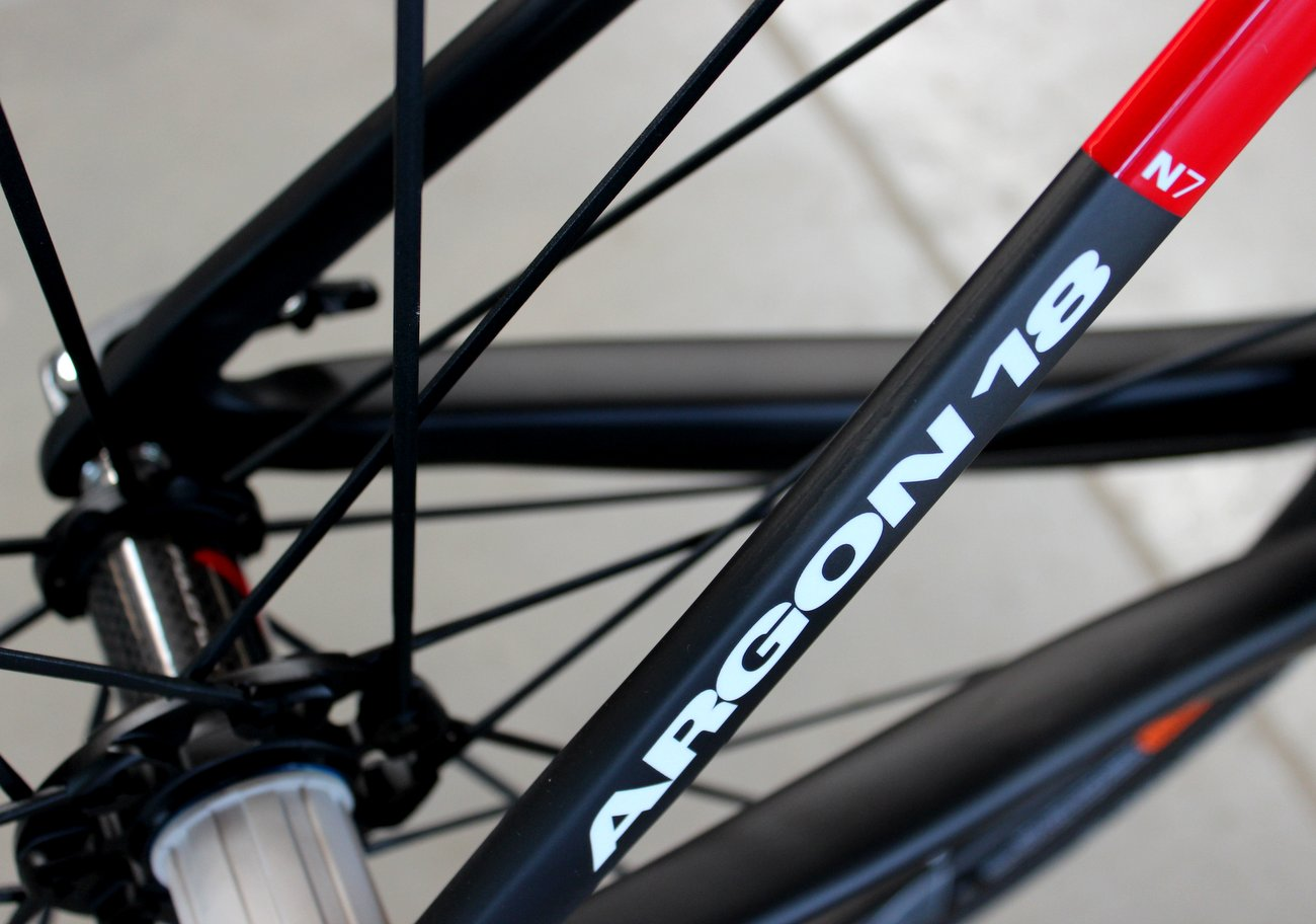 Argon 18 Nitrogen (Pic: George Scott/Factory Media)