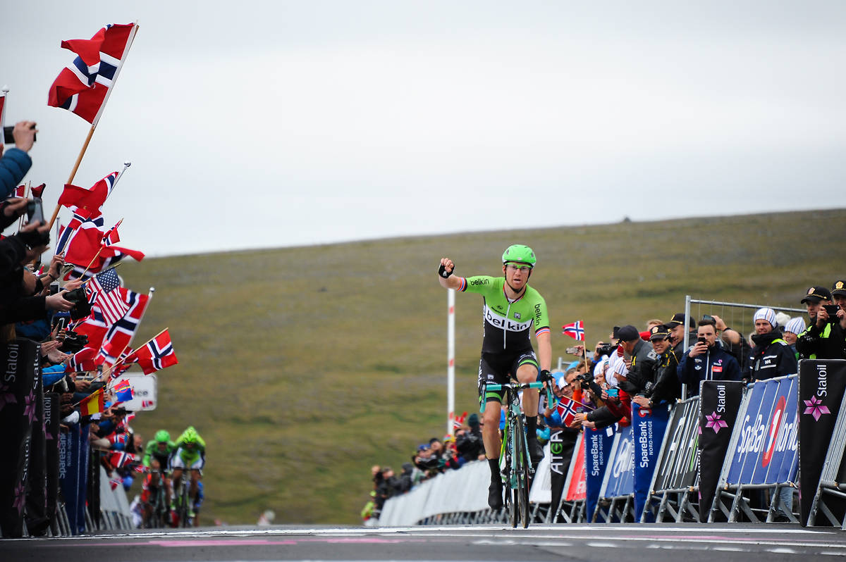 Arctic Race of Norway 2014 (Foto: A.S.O)