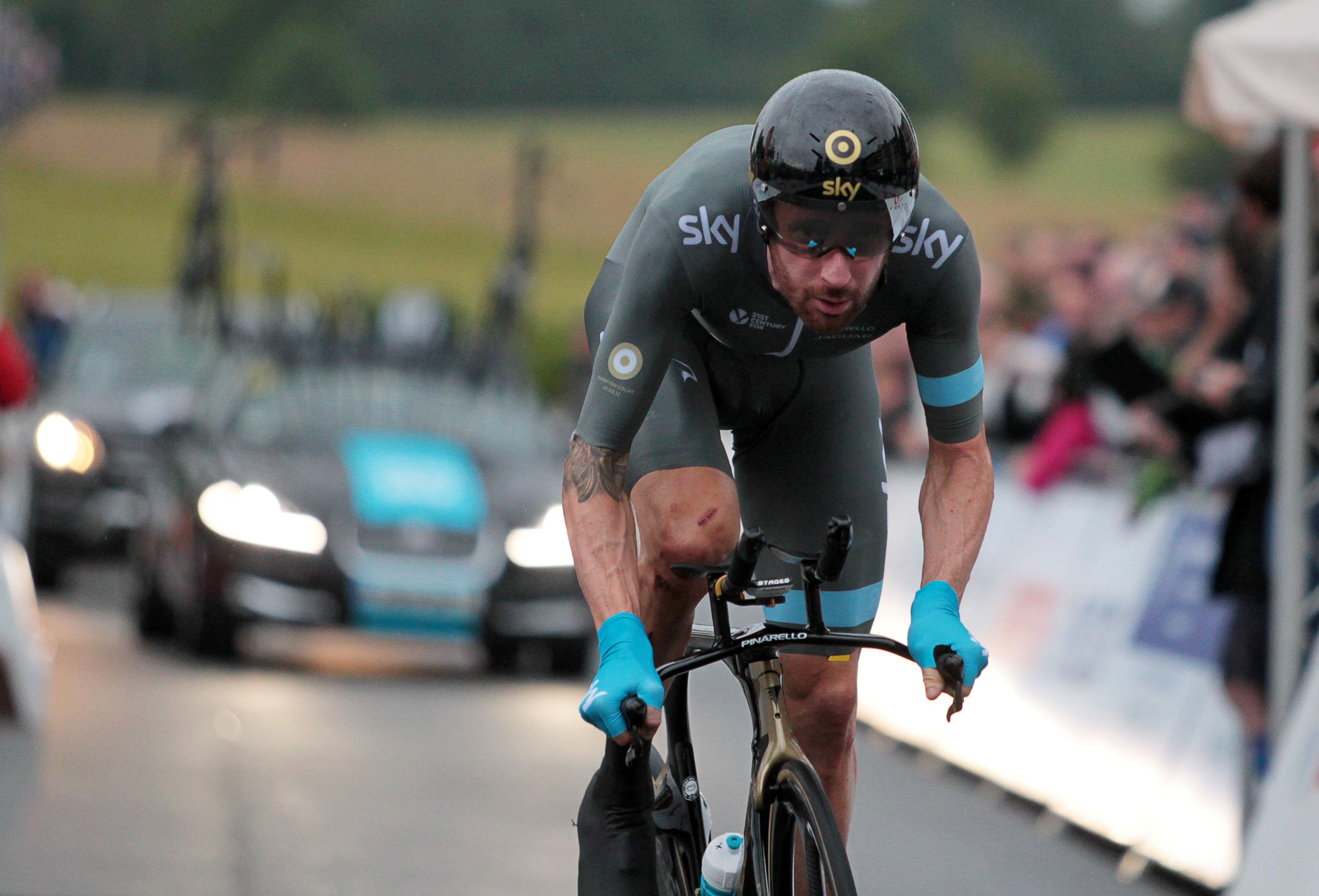 Bradley Wiggins zählt zu den Favoriten auf den Stundenweltrekord. (Foto: Huw Evans Picture Agency)