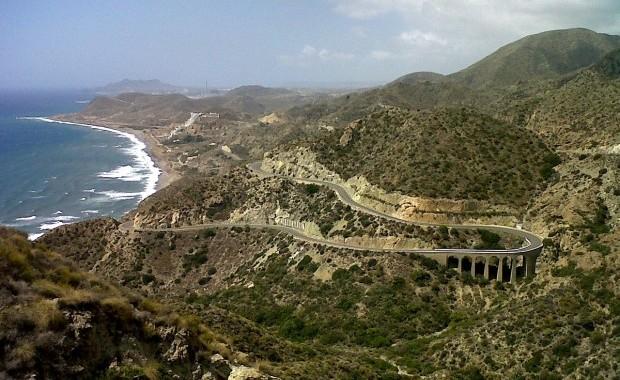 Die Berge in Andalusien können sich sehen lassen. (Foto: Wheels in Wheels)