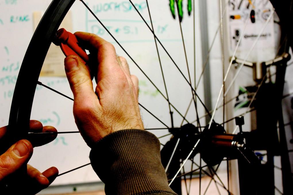 Handgefertigte Laufräder sind eine nützliche Investition für den Winter.