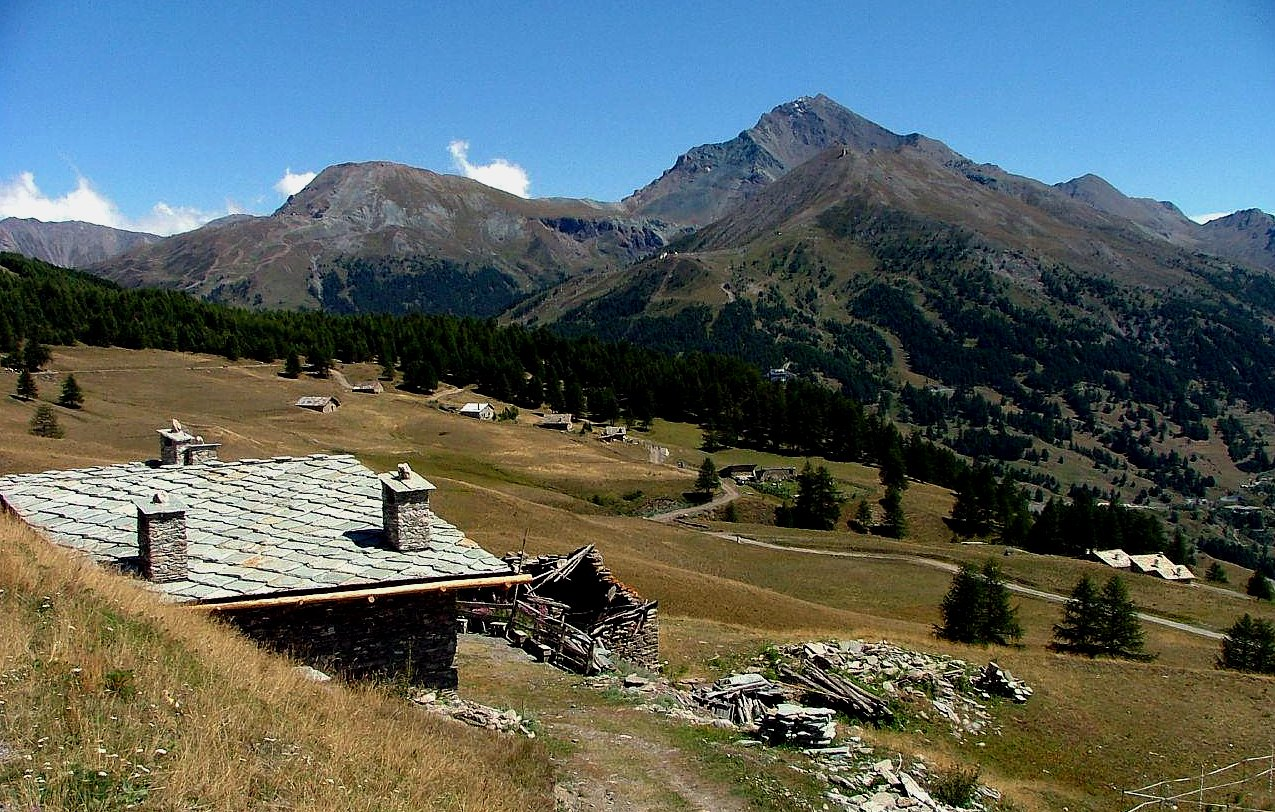 Colle di Sestriere / Monte Motta (Foto: Creative Commons nicomic/Nicolò Michetti Flickr)