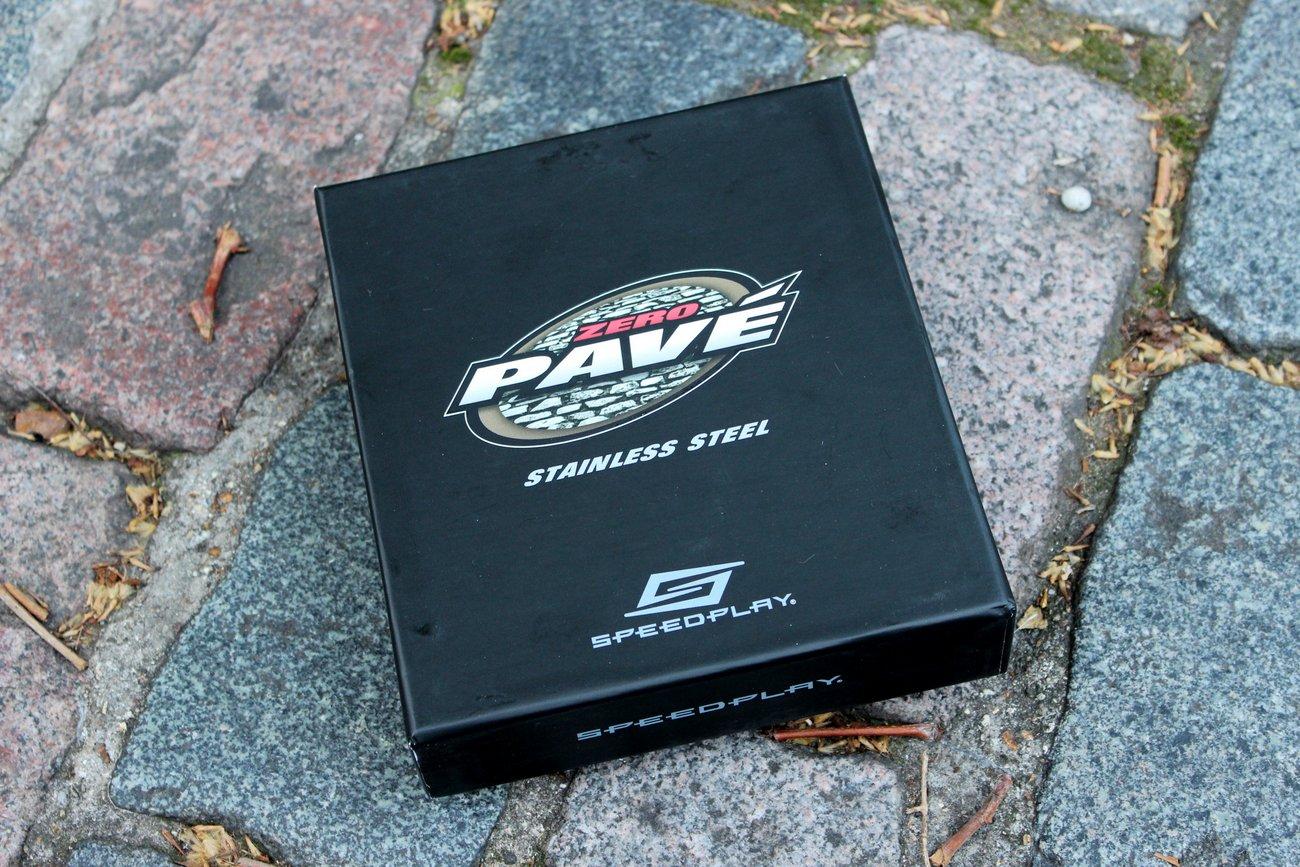 Speedplay Zero Pavé-Pedale