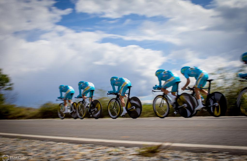 Astana Pro Continental Team suspendiert. (Foto: Astana)