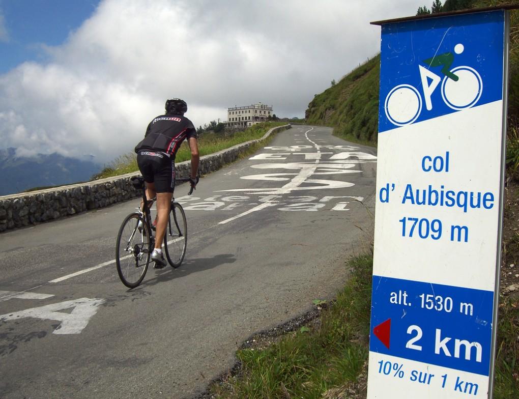 Das Sweetspot-Training eignet sich super wenn dein Ziel beispielsweise eine lange Alpin-Tour ist. (Foto: Mikel Ortega/Creative Commons)