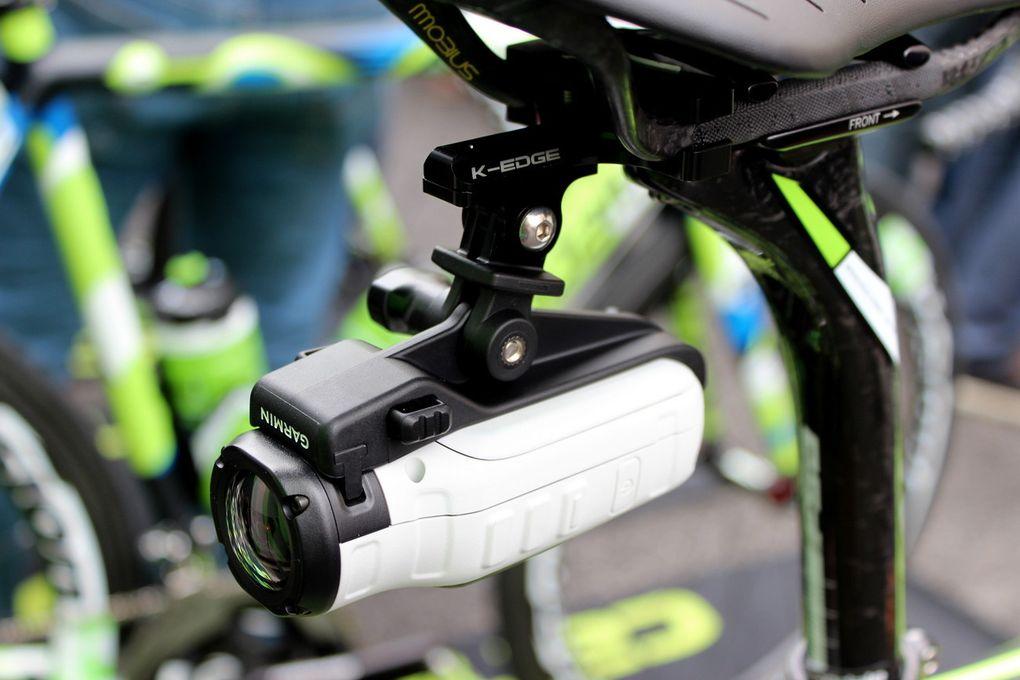 Dank der Virb-Kameras von Garmin konnten wir 2014 schon einige On-Board-Aufnahmen des Pelotons sehen. Wird es GoPro gelingen, ebenfalls Kameras an den Bikes der Top-Teams zu platzieren?