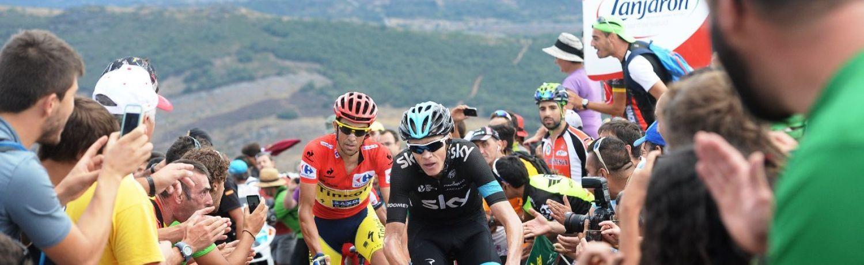 Mit Chris Froome, Alberto Contador, Vincenzo Nibali und Nairo Quintana werden bei der Tour de France die vier derzeit besten Rundfahrer aufeinandertreffen. (Foto: Sirotti)