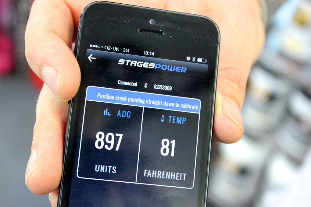 Stages Cycling bietet eine kostenlose App an mit der man, neben vielen weiteren Funktionen, einen Reset des Powermeters durchführen kann.