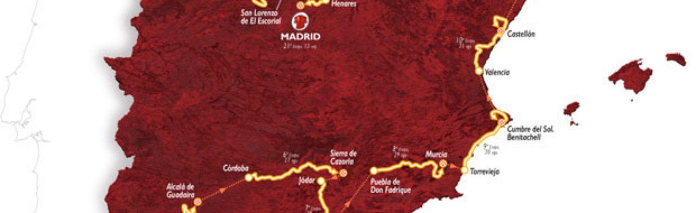 Wir dürfen uns dieses Jahr auf eine spannende Vuelta mit insgesamt neun großen Bergankünften und einem langen Einzelzeitfahren freuen.