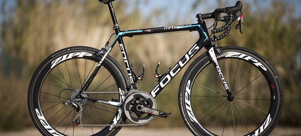 Die Sram-Tochter Zipp stellt die Laufräder. Das Team kann aus vier verschiedenen Carbon-Sätzen wählen.