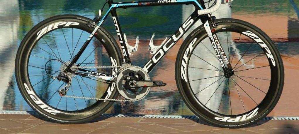 Ag2r La Mondiale hat das Focus Izalco Max für 2015 mit Sram-Komponenten und Zipp-Laufrädern ausgestattet.