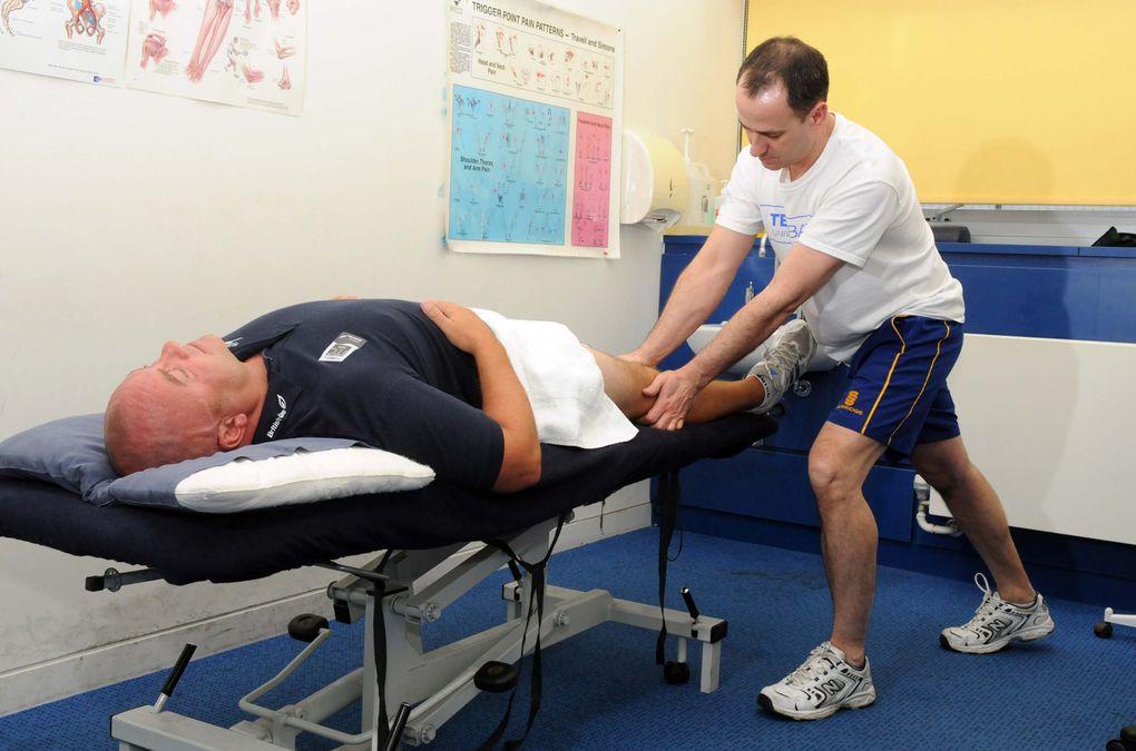 Massagen werden von Radsportlern schon lange als Regenerationsmaßnahme in Anspruch genommen.