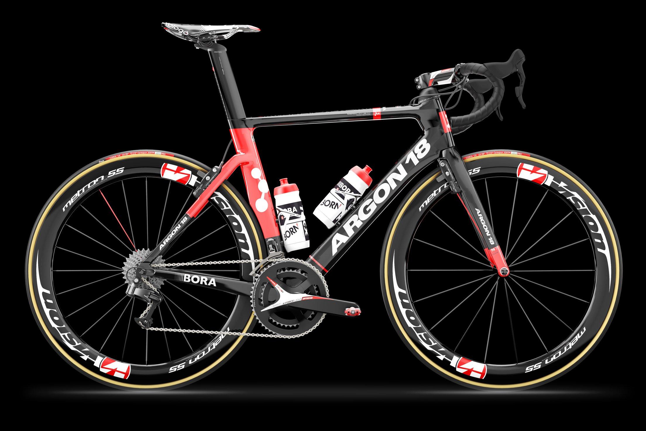 Teambike Bora - Argon 18 Nitrogen 2015