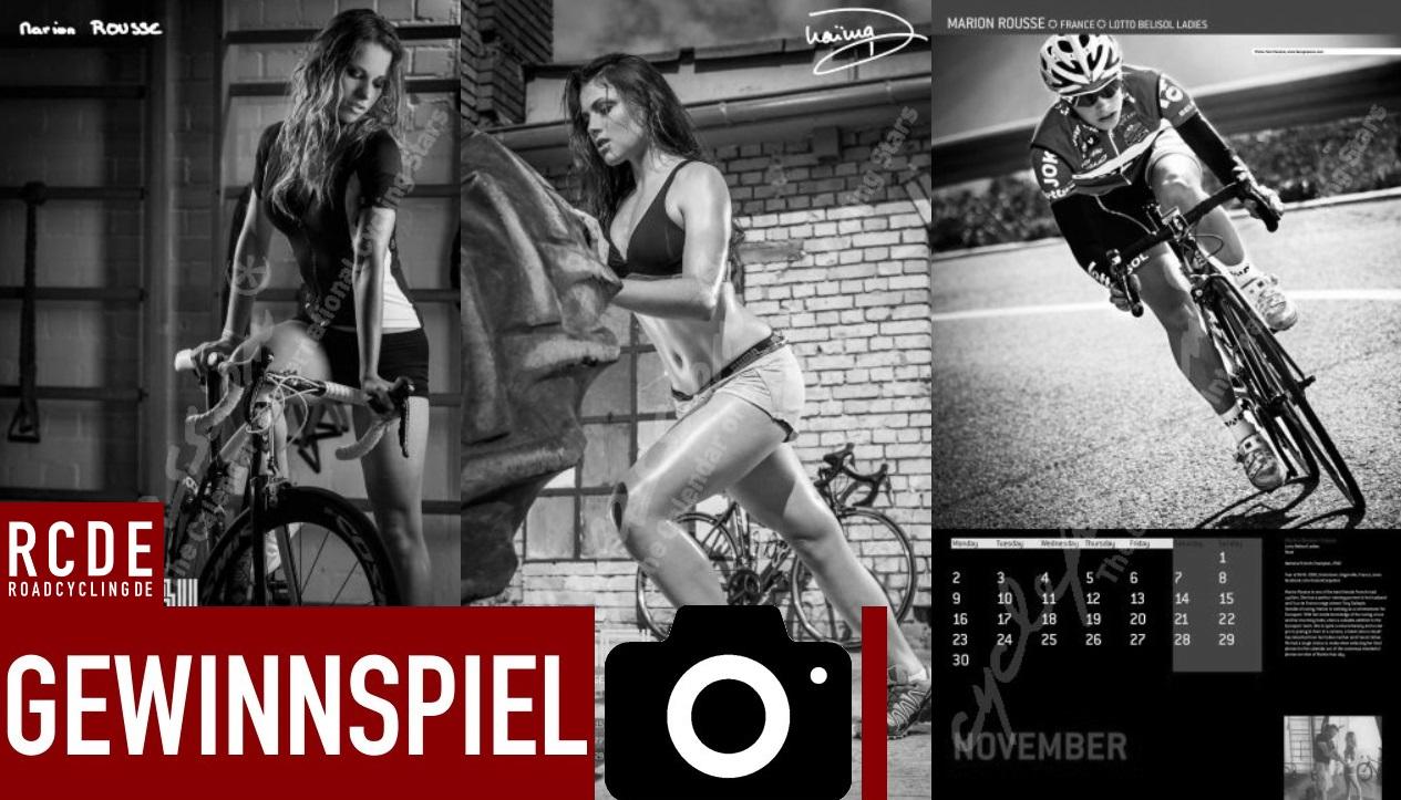 Gewinne bei RCDE einen von fünf Cyclepassion Kalender für das Jahr 2015. (Image-Composing / Icons made by Daniel Bruce ( danielbruce.se)