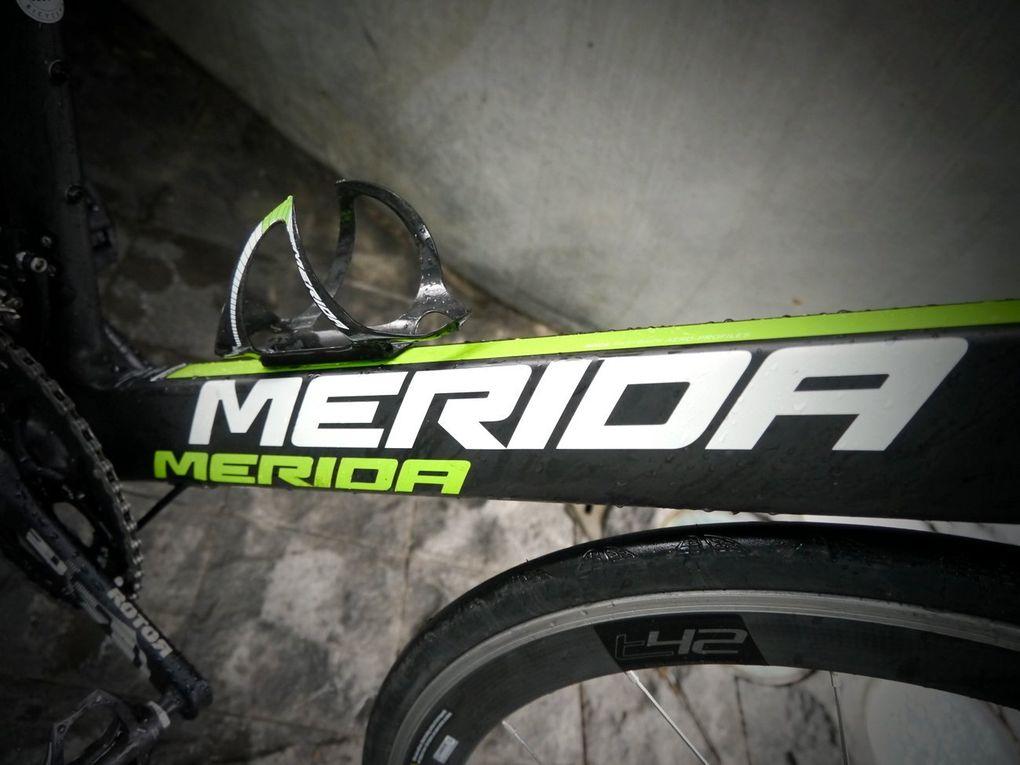 Merida Reacto DA Ltd - Leistung
