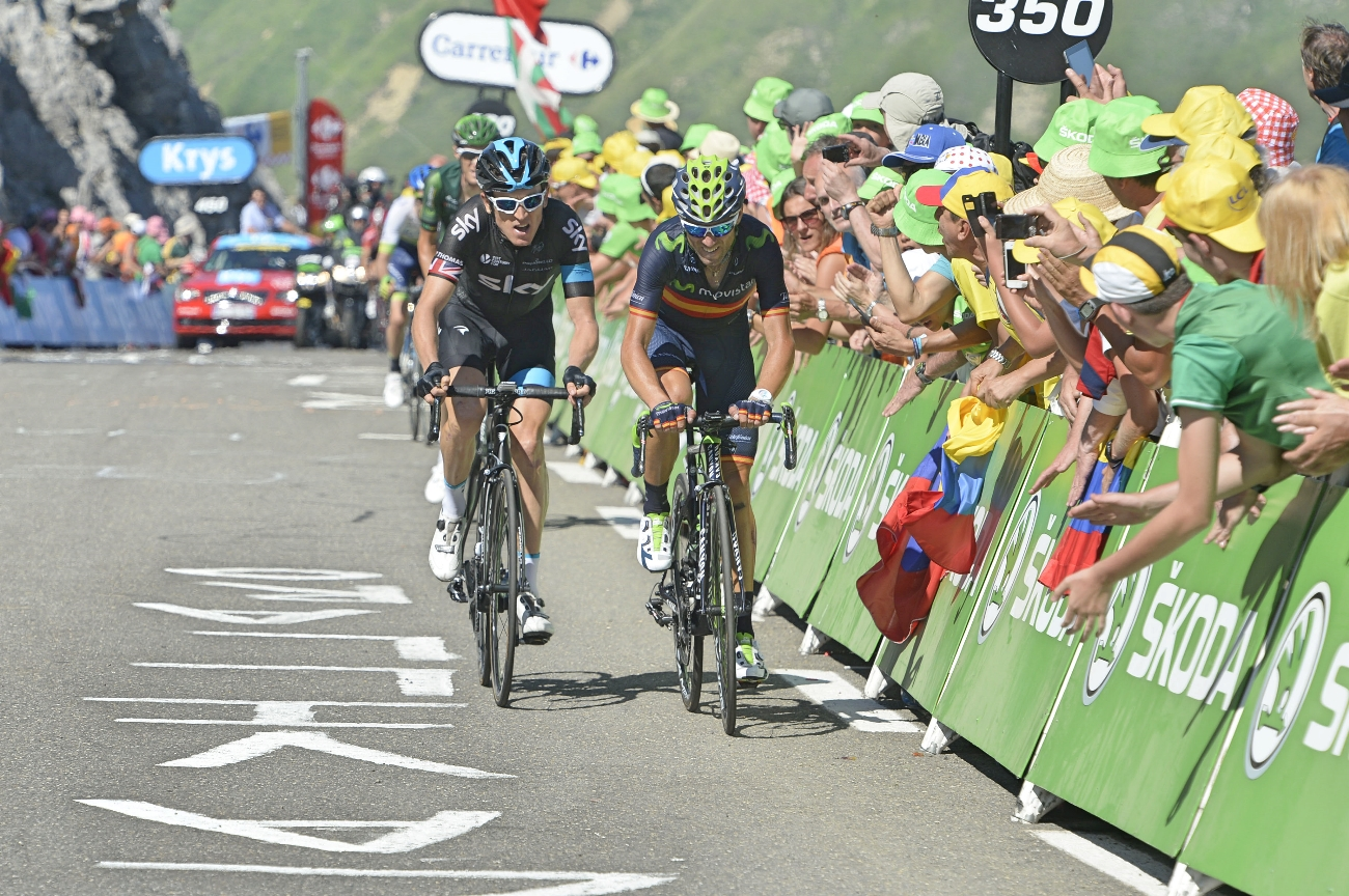 Tour de France 2015 - 10. Etappe - Geraint Thomas. (pic: Sirotti)
