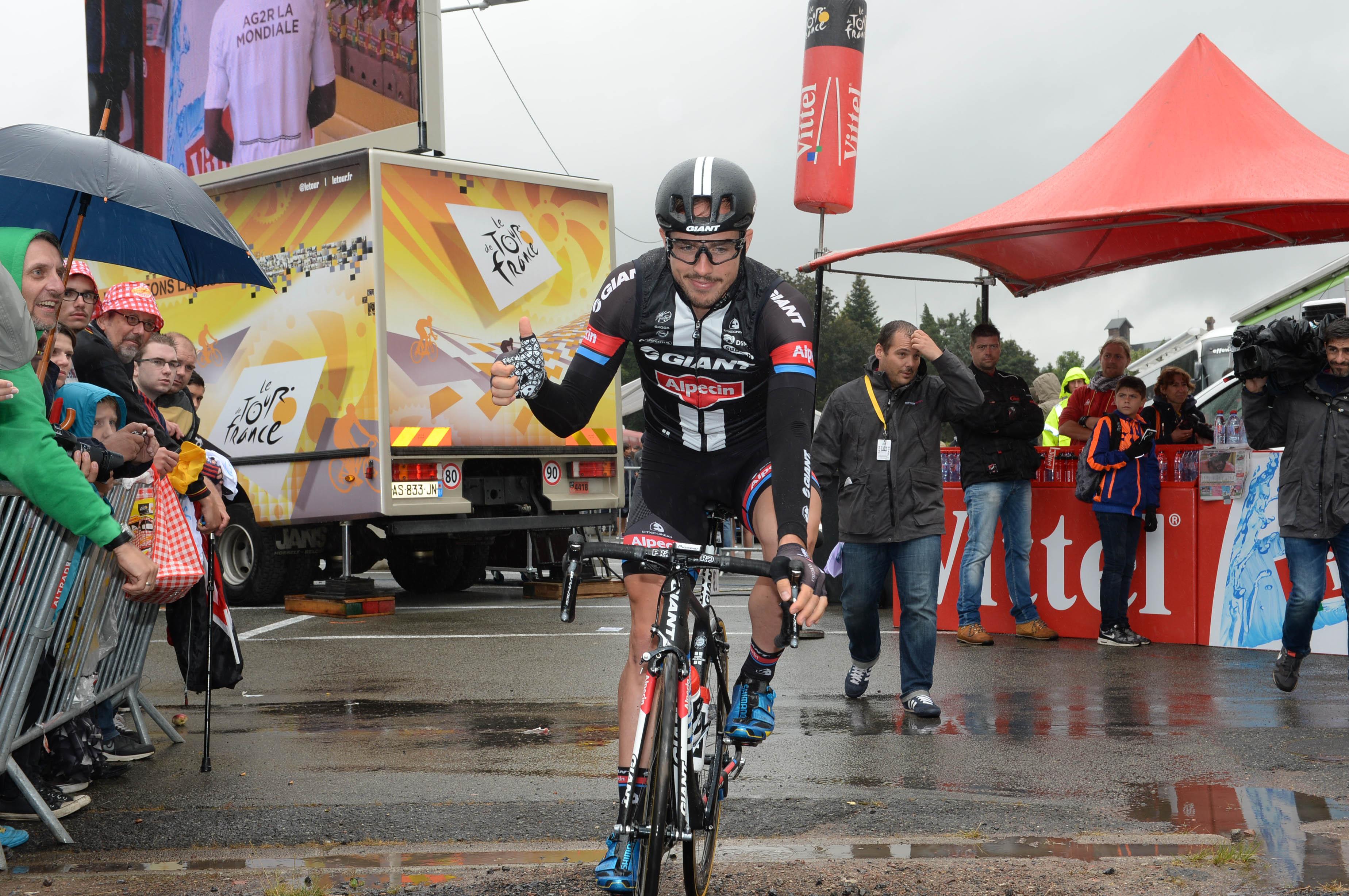 John Degenkolb - Tour de France 2015 - 5. Etappe