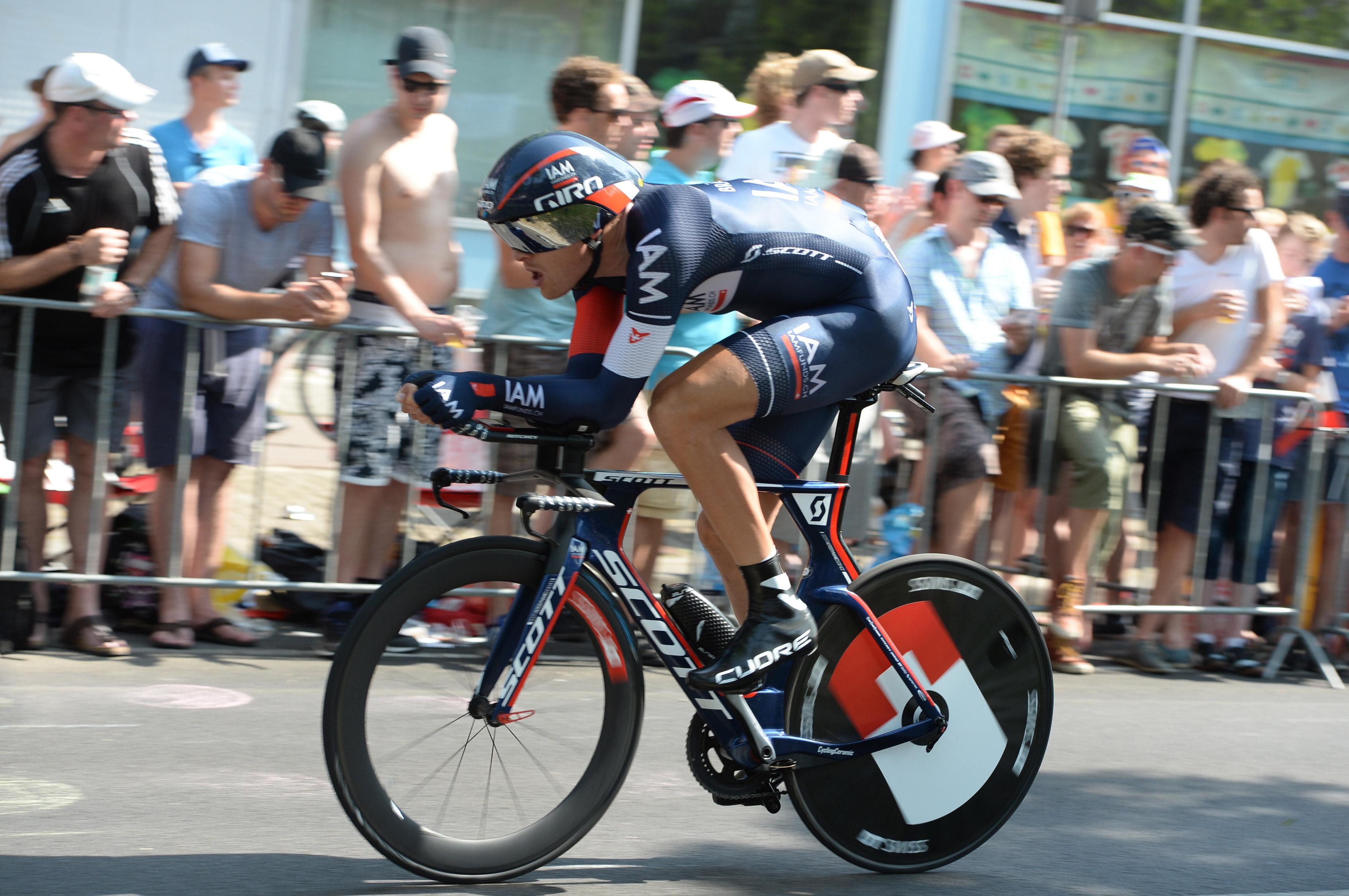 Matthias Brändle - IAM Cycling