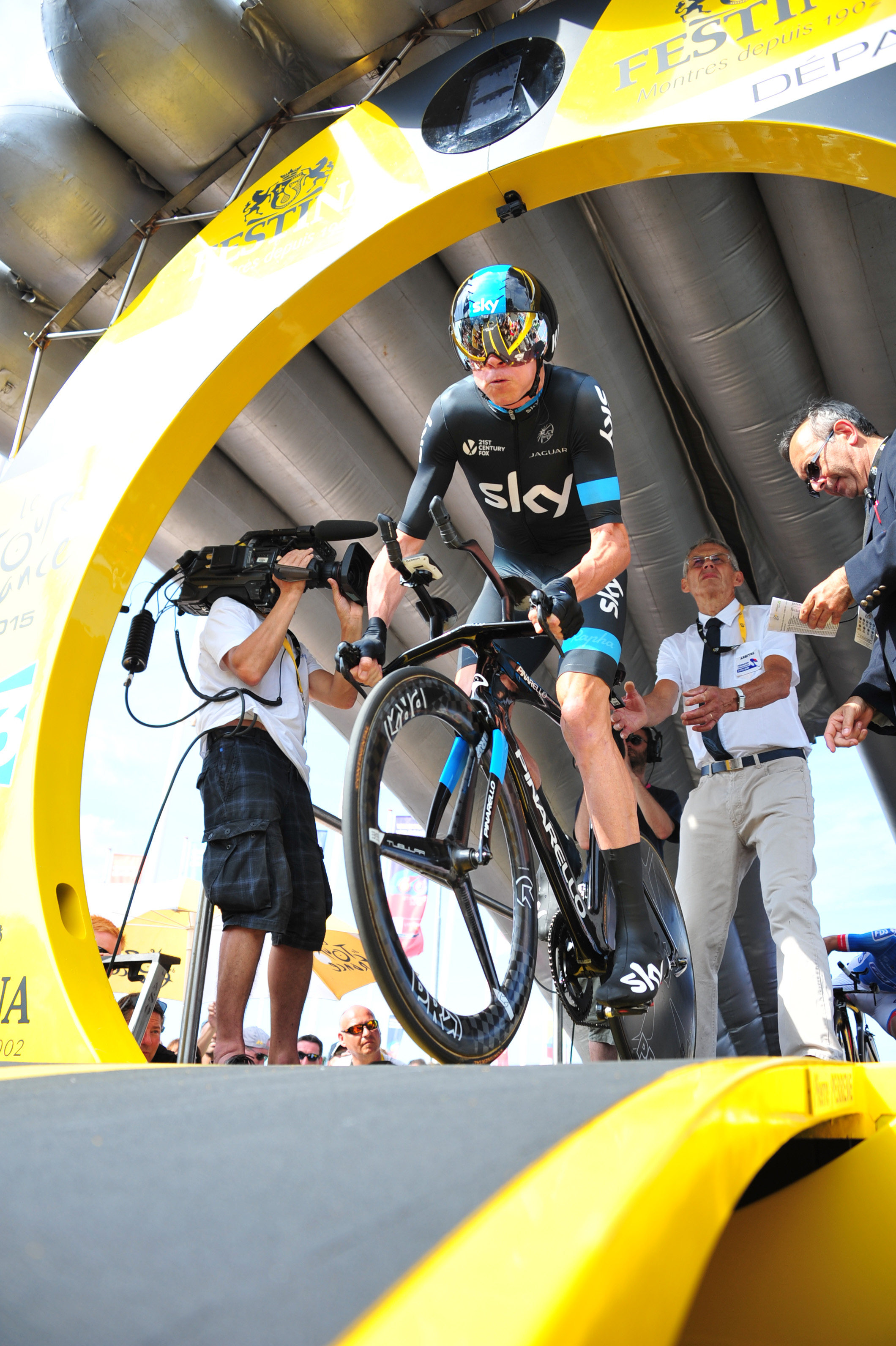 Chris Froome - Team Sky