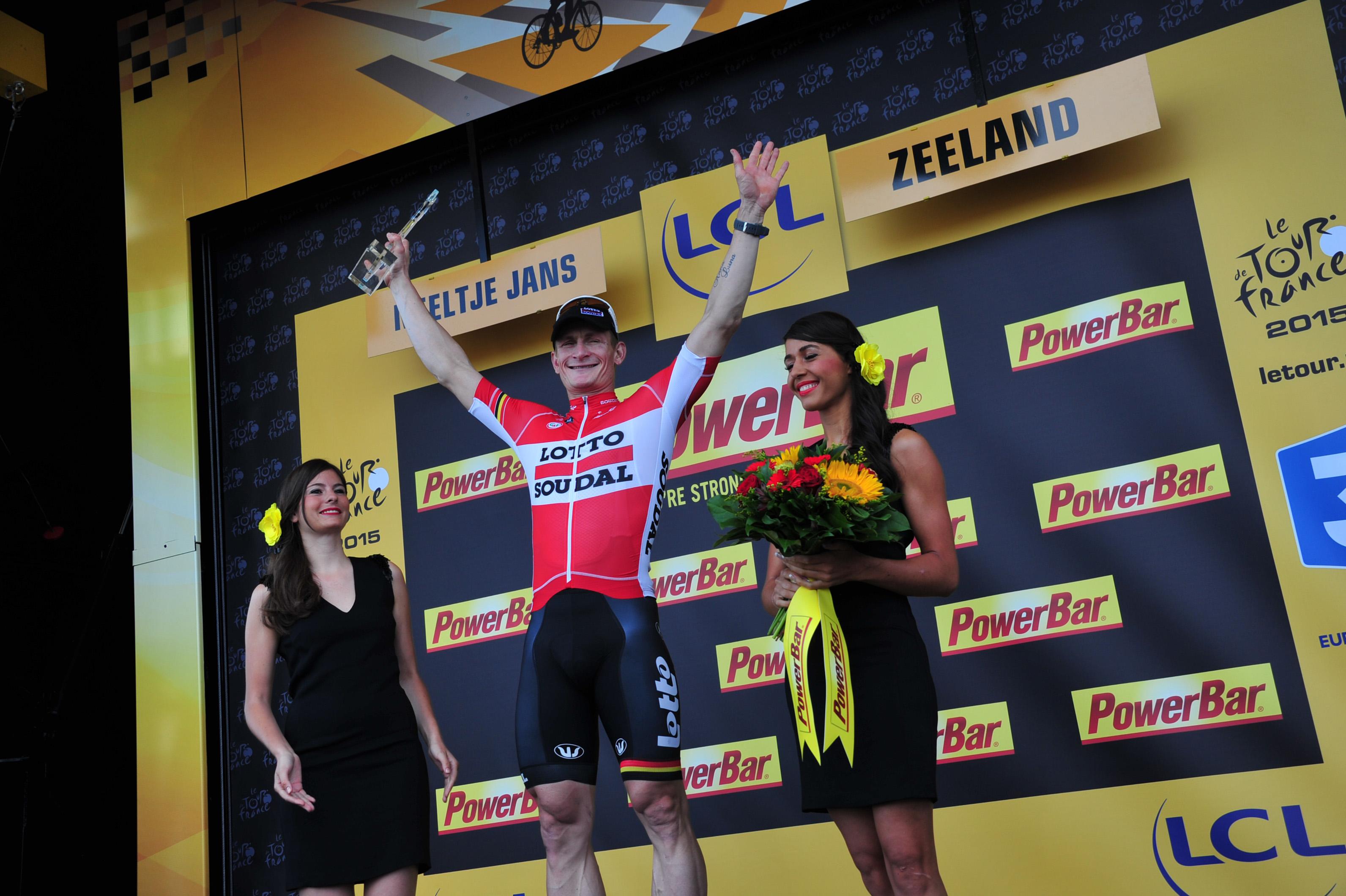 Andre Greipel - Lotto-Soudal - Verdienter Sieg nach einem tollen Rennen!