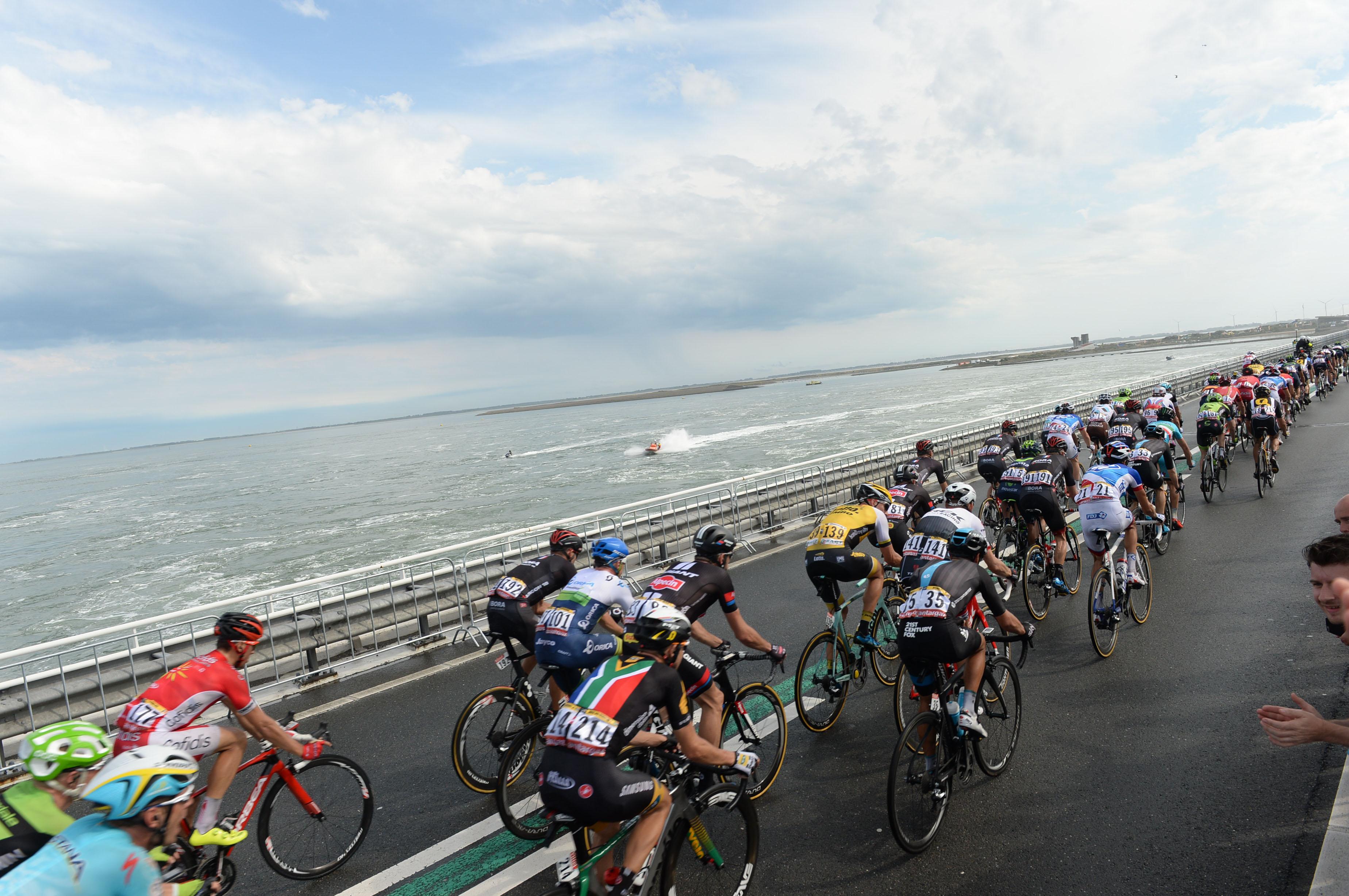 Tour de France 2015 - 2. Etappe - Impressionen